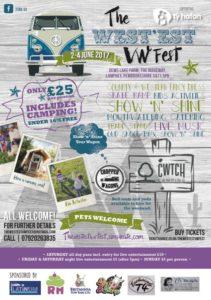 The West'est VW Fest, Pembrokeshire