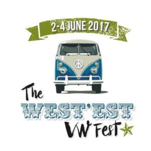The West'est VW Fest, pembrokeshire 2017