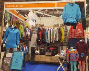 iSea Surfwear stall 2017