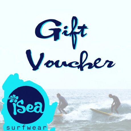 iSea Surfwear Gift Voucher
