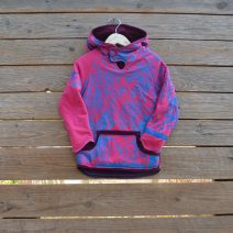 Kids reversible hoody age 4