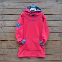 Girl's hoody dress age 12