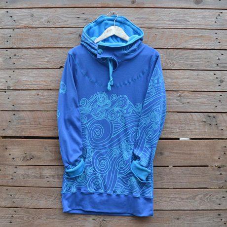 Jersey hoody dress size 12