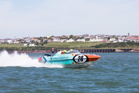 P1 Powerboat and jetski racing