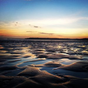 amroth sunset
