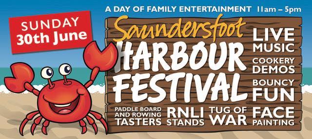 Saundersfoot Harbour Festival