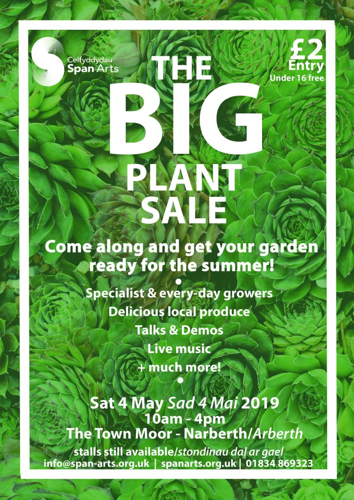 Narberth Big Plant Sale